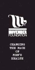 Movember: Changing the face of men's health
