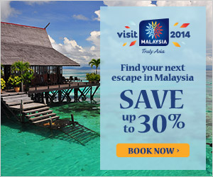 Save Up to 30% OFF Malaysia Paradise at HotelClub.com