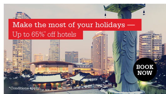 Great Saving Up to 65% OFF Hotel Deals @ HotelClub.com