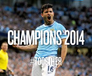 Champions con el Kun