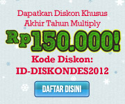 Diskon akhir tahun amaryliscollection.multiply.com