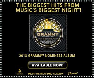GRAMMY LIVE GARNERS WEBBY AWARD NOMINATION