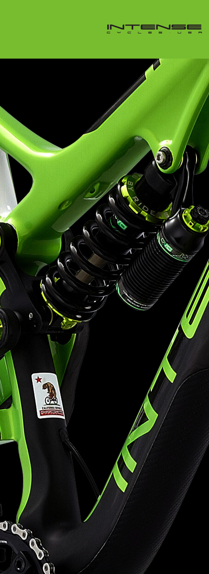First Look: Limited DVO Edition 2015 Intense Tracer Carbon