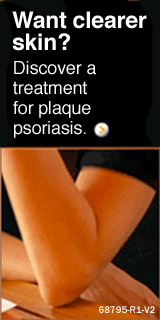 Want clearer skin? Discover a treatment for plaque psoriasis.