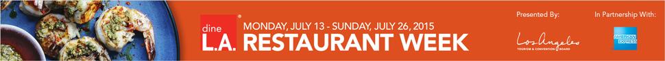 Los Angeles Restaurant Week