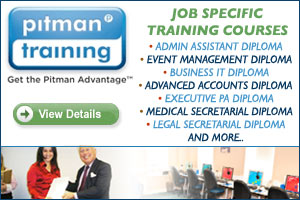 Pitman Training Courses